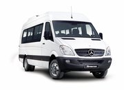 Аренда автомобиля:Mercedes Sprinter пассажирский (4 шт.)